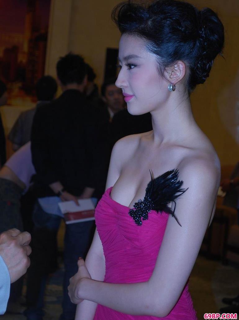 超级迷人美人刘亦菲