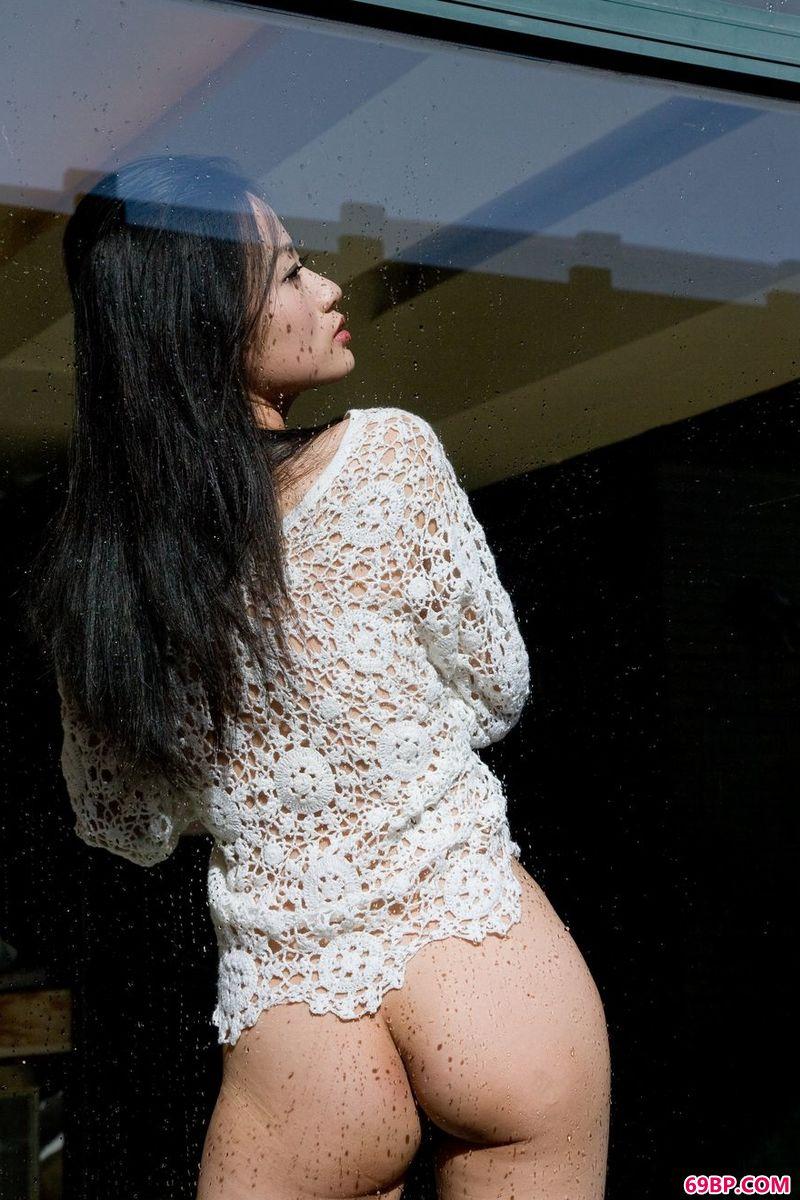 性感美臀诱惑高清图片_不变的童年嫩模WillyHo(胡月兰)